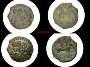 ofildutemps.com:restauration de monnaies:bronze bituriges abvdos